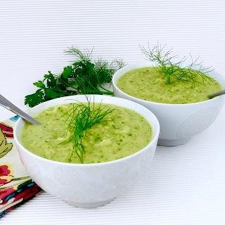 Fennel Leek Soup – Eat Your Veggies!.