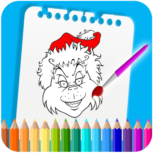 How To Color Grinch 2018 Coloring Book For Adult - Apps en Google Play