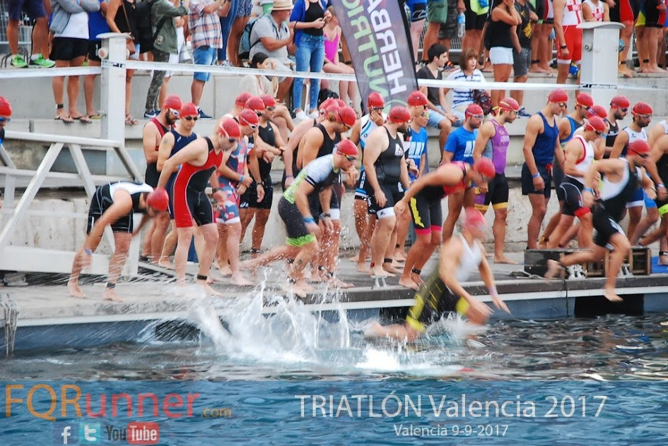 Fotos Triatlón de Valencia 2017