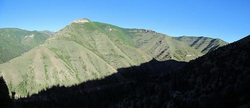 Photo: Big ridge north of Crandall Canyon