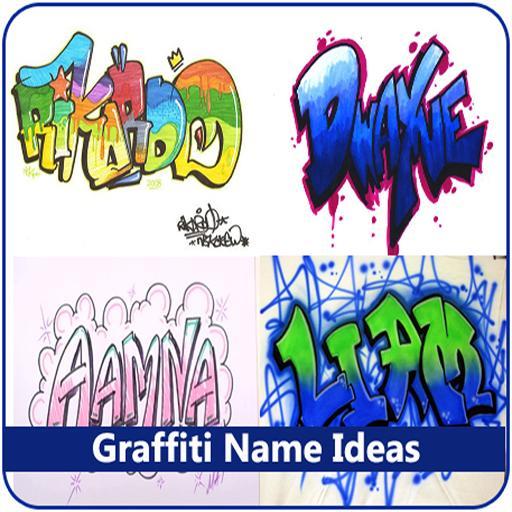 Graffiti Name Ideas
