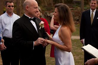 Photo: Old Mill Garden - Falls Park on the Reedy River - Ceremony in Progress - 3/10 - photo courtesy Sarah- http://PhotoDayBliss.com Brenda M. Owen - http://WeddingWoman.net