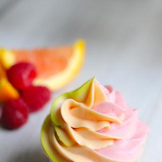 Rainbow Sherbet Cupcakes Recipe