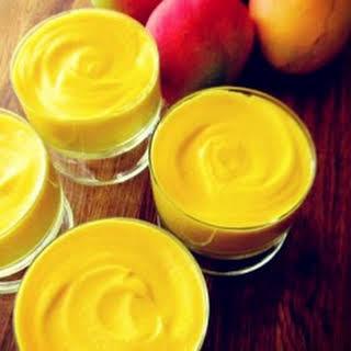Mango Mousse Recipe.