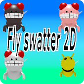 Fly swatter 2D