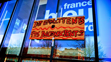 Photo: Lille - 10, 11, 12 avril 2015 L'INFORMATION N'EST PAS UN BUSINESS !!!