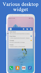 Smart Note – Notes, Notepad, Free, One sticky note v3.5.2 [Premium] 4