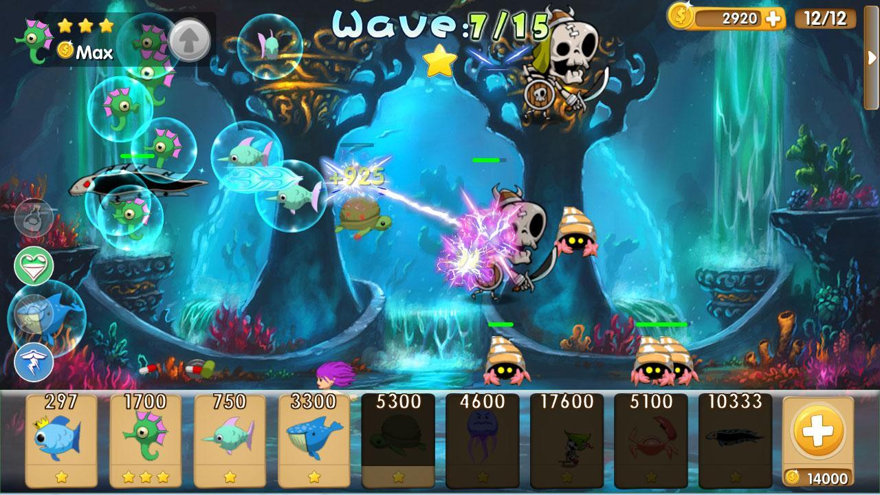 Aquarium fish tank game - Adventure Aquarium Screenshot
