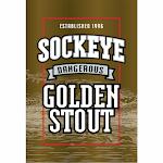 Sockeye Dangerous Golden Stout