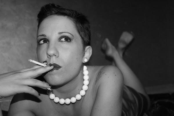 Lo stile di una sigaretta di Simone Rossi