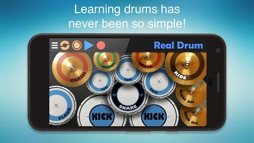 Real Drum - The Best Drum Pads Simulator screenshot