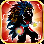 Saiyan Goku fighting Icon