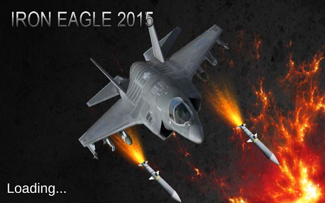 Iron Eagle 2015 - screenshot