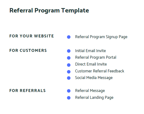 GrowSurf referral program template