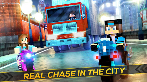 Blocky Superbikes Race Game - Motorcycle Challenge apkmr screenshots 13