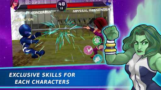 Superheroes Vs Villains 3 - Free Fighting Game  screenshots 5