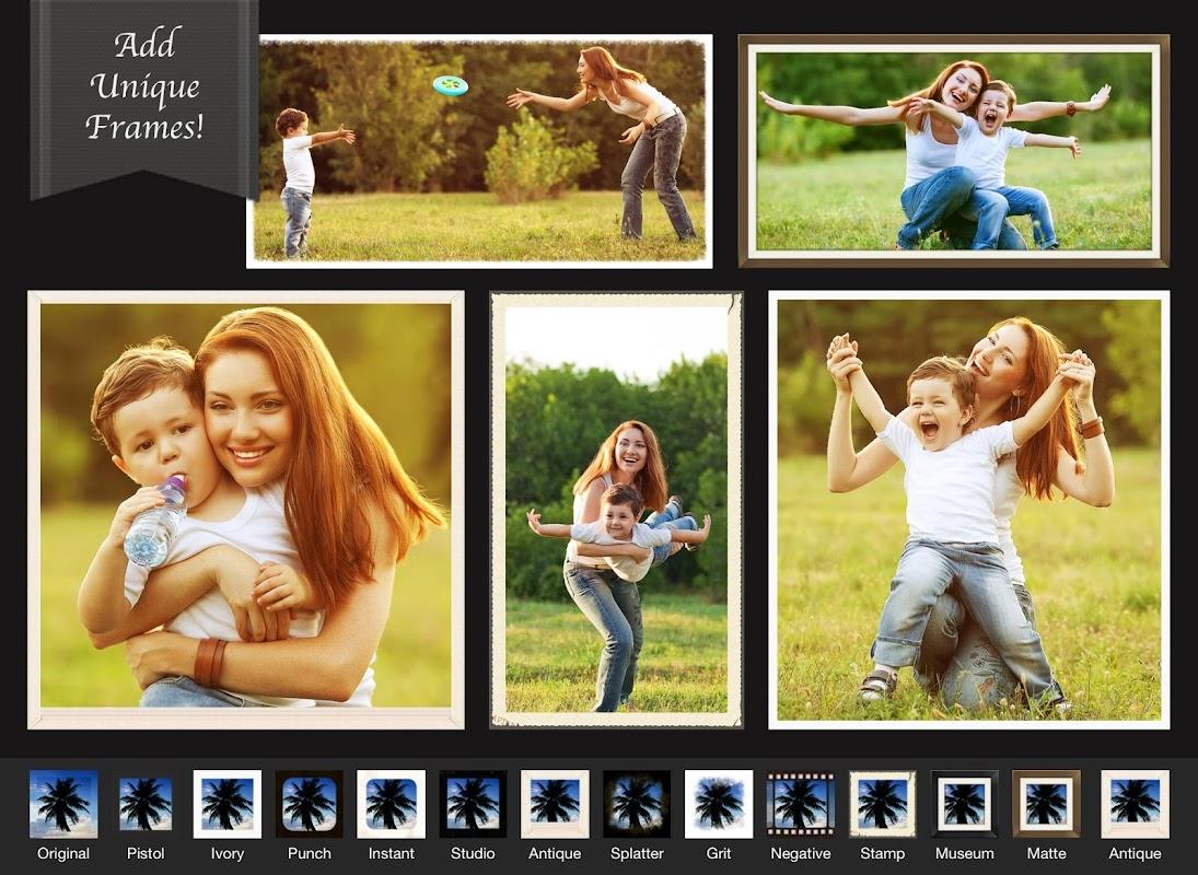 Photo Editor- screenshots