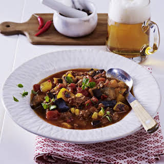 Beef and Eggplant Stew.