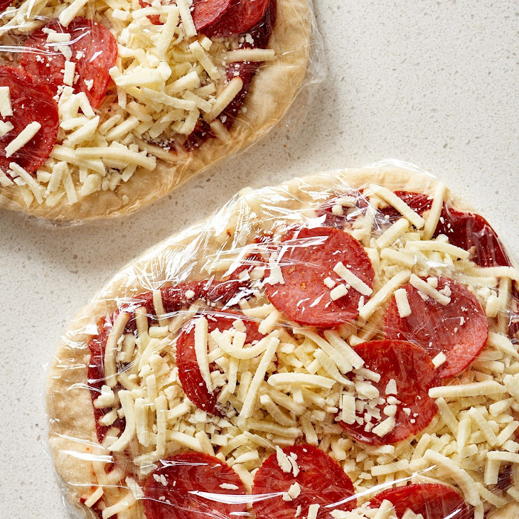 How to Make Homemade Frozen Pizza Recipe