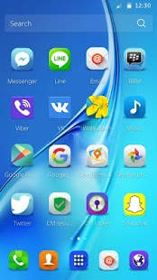 theme for samsung galaxy j5 android apps on google play. Black Bedroom Furniture Sets. Home Design Ideas