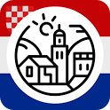 ✈ Croatia Travel Guide Offline icon