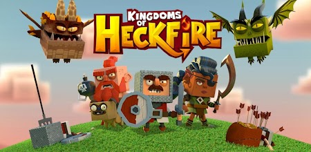 Kingdoms of Heckfire APK poster