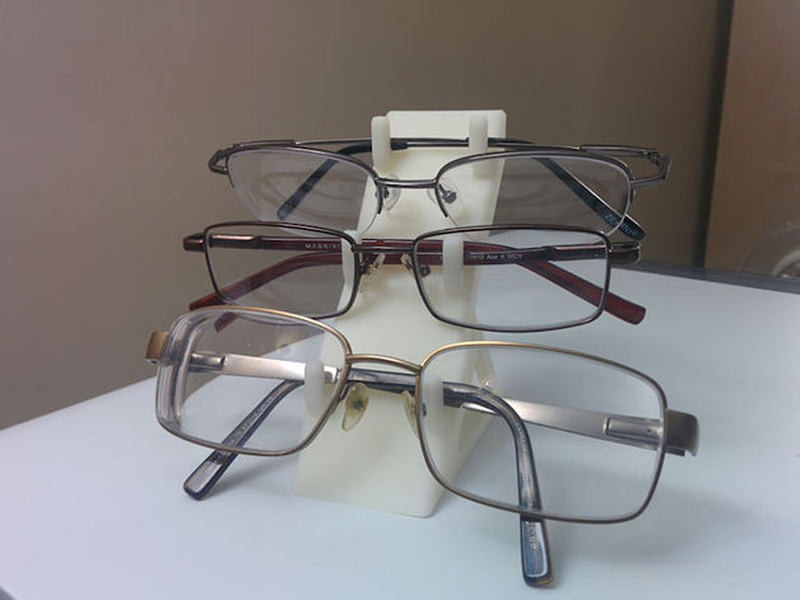 Multi-pair Glasses Stand by Stocktonrgs