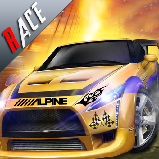 Cars Racing Classics : Drag Race (game)