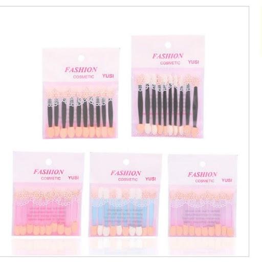 美妝工具眼影刷暈染刷(顏色隨機 單包)#N01_010_013