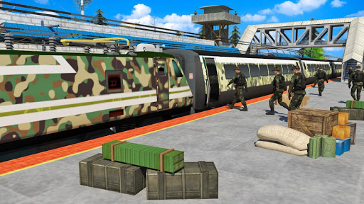 US Army Train Simulator 3D screenshots 1