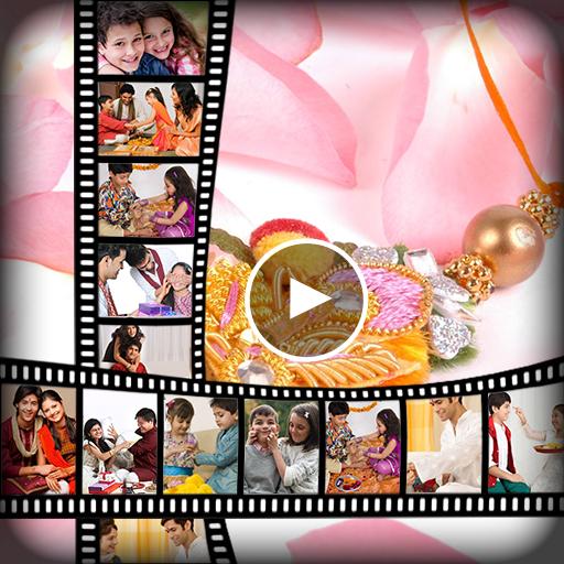 Rakshabandhan Video Maker - Slideshow Maker