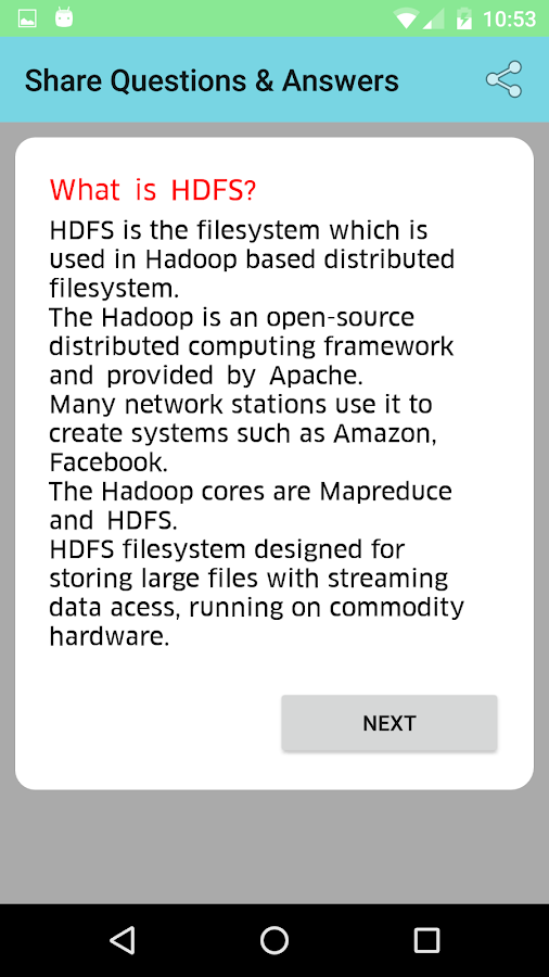 HadoopTpoint- screenshot