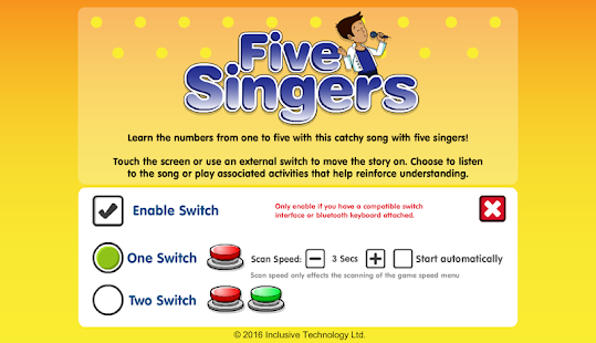 Five Singers- screenshot thumbnail