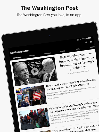 The Washington Post screenshot 9