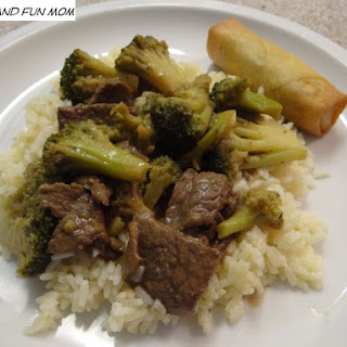 Chinese Inspired Beef With Broccoli Recipe! Simple Way To Make 'Take Out' At Home!