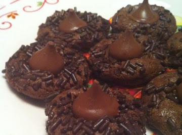 Death By Chocolate Cookies Recipe