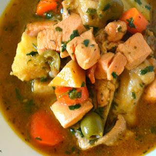 Pollo Guisado (Puerto Rican Chicken Stew) Recipe
