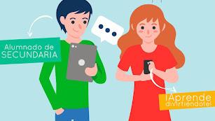 OLIMPIA, la aplicación del Instituto Andaluz de la Mujer para mejorar la educación afectivo-sexual en jóvenes.