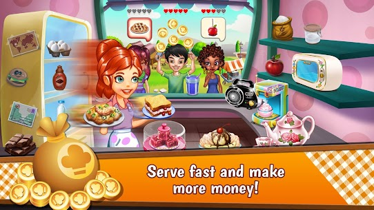 Cooking Tale 2.431.0 (MOD Money) Apk Android + Hack 3