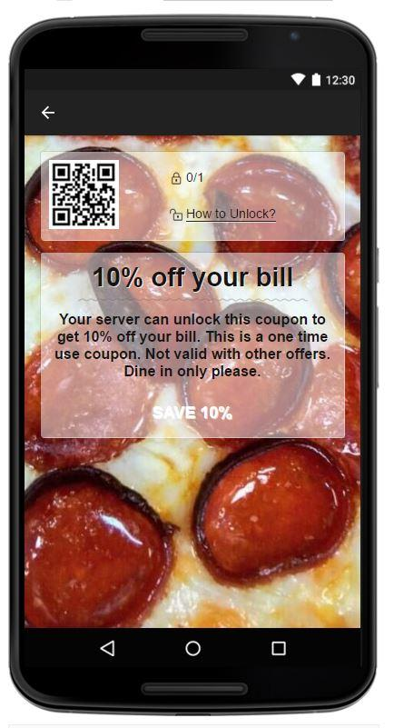 Amherst Pizza and Ale House- screenshot