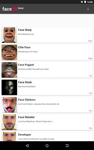 Face Changer Video screenshot 10