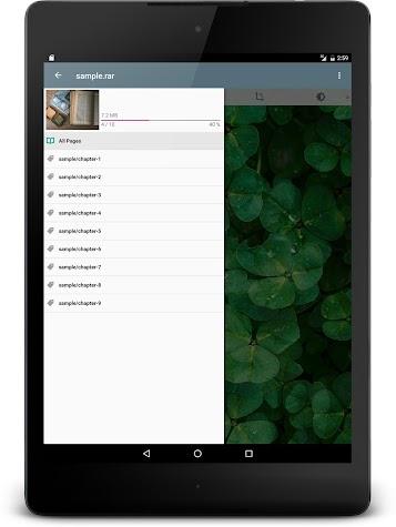 ComicScreen - ComicViewer Screenshot