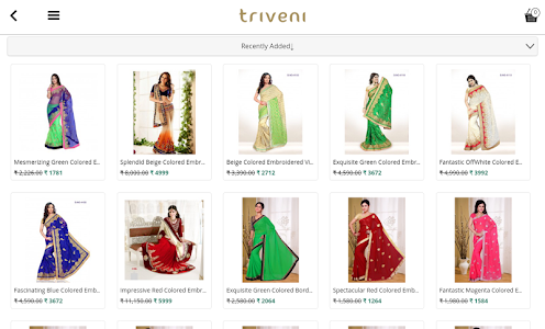 Triveni Ethnics Shopping App screenshot 15