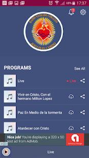 Radio Sagrado Corazon - náhled