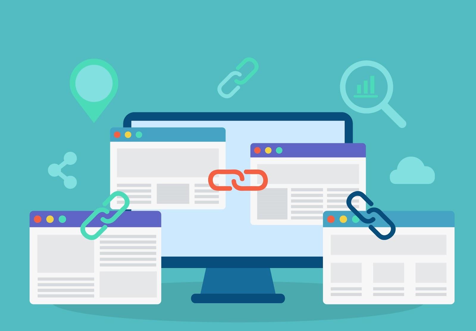 Cải thiện liên kết nội bộ cho Google SEO