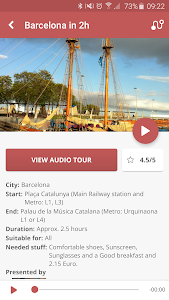Travel Guides (Audio Guides) screenshot 2