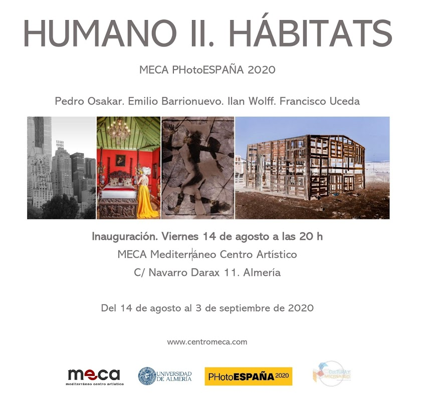 Exposición II Humano Hábitats