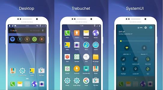CM13 Galaxy S6 Dark v5.0.6