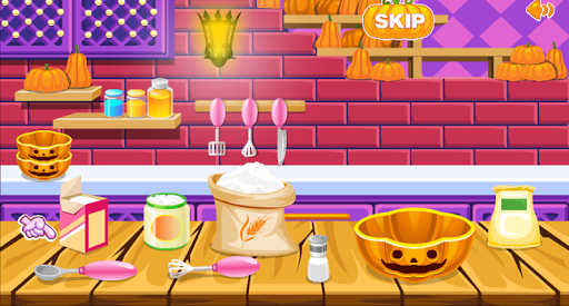 Pancake Girls Cooking Game 1.0.0 screenshots 2