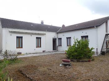 Maison 6 pièces 104,6 m2
